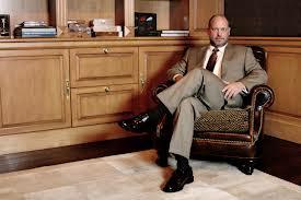John Bartoletta - in chair